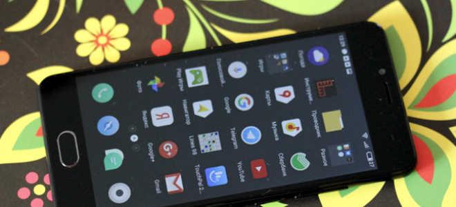 Отпечаток пальца на meizu 5c. Обзор Meizu m5c: доступный первый смартфон