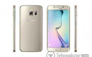 Описание телефона самсунг галакси s6. Обзор Samsung Galaxy S6 Edge