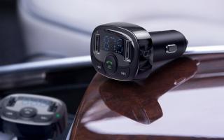 Автомобильное зарядное устройство quick charge 3.0. Лучшие зарядные USB-устройства в машину