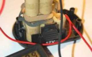 Как восстановить аккумулятор шуруповерта в домашних условиях