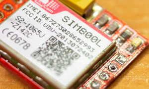 GSM GPRS SIM800L модуль: описание, подключение. Подключение модуля Sim800l к микроконтроллеру esp8266 Sim800l подключение к arduino