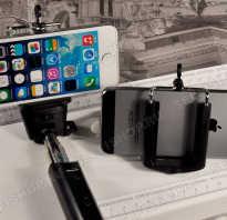 Обзор крепления iPhone и Android к штативу. Как закрепить iPhone в таком креплении для селфи
