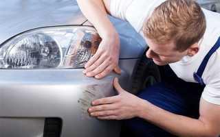 Кузовной ремонт автомобиля своими руками — локальное и сложное восстановление кузова легковых авто