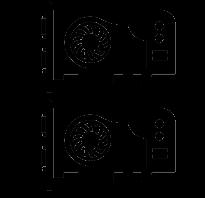 Установка второй видеокарты на компьютер