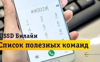 Восстановление номера через USSD команду — Мобильный Beeline — Алматинская область