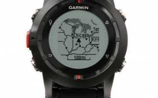 Порядок начала работы garmin fenix 2. GPS добрался до метра
