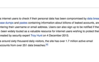 Как проверить, не попал ли ваш почтовый ящик в базы похищенных email
