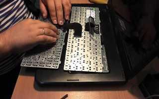 Как восстановить работоспособность клавиатуры на ноутбуке, и какие возможны неполадки