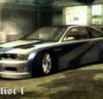 Черный список mw. Руководство и прохождение по «Need for Speed: Most Wanted»
