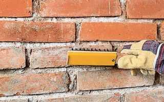 Как восстановить кирпич: методы устранения деформаций кирпичных стен