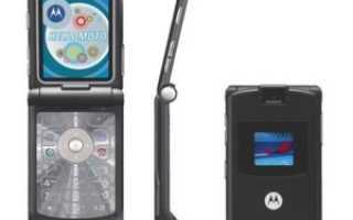 Motorola RAZR V3 – телефон для избранных. Впечатления и выводы