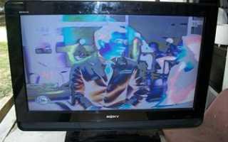 Разбили экран телевизора. Что делать? Продать на запчасти или пробовать ремонтировать.