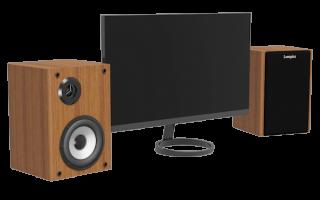 Почему на мониторе звук 0. Разделяем звук между компьютером и телевизором