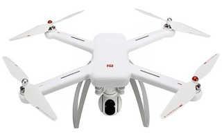 Xiaomi mi drone 4k характеристики камеры. Xiaomi Mi Drone — первые реальные тесты нового квадрокоптера