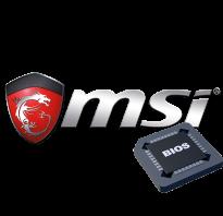 Как включить биос на ноутбуке msi ge620dx. Как войти в BIOS? (все варианты)