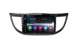 Купить мультимедиа в хонду срв. Магнитолы для Honda CR-V