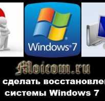 восстановление после ошибок windows 7 что делать — Энциклопедия ошибок операционной системы Windows