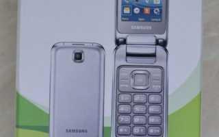 Samsung gt c3592 год выпуска. Подробный обзор Samsung GT-C3592