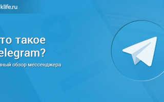Мессенджер телеграмм обзор. Почему стоит попробовать Telegram? Обзор мессенджера