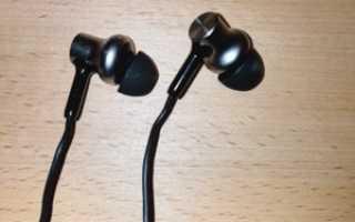 Крутые наушники Xiaomi Mi In-Ear Headphones Pro HD. Одна пара наушников, два разных звучания
