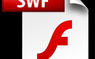 Лучший редактор SWF: обзор программ. Редактирование и импорт SWF-файлов Изменить файл swf
