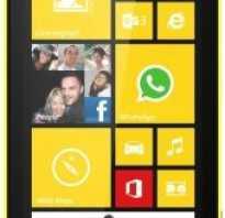 Windows phone нокия люмия 520. Беспроводные интерфейсы и связь