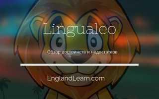 Lingualeo — образовательная платформа для изучения и практики иностранного языка