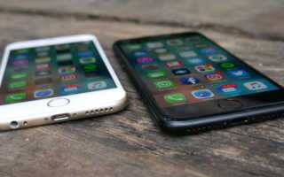 Различия между iphone 6s и 7. Дисплей с технологией True Tone
