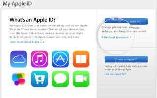 Как восстановить пароль Apple id с помощью вопросов и почты?