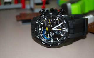 Наручные часы Casio Edifice. Стальные часы Casio Edifice EFR Часы касио ефр
