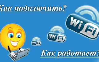 4 что такое wifi. Принцип действия и характеристики Wi-Fi