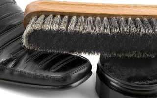Как восстановить засохший крем для обуви?