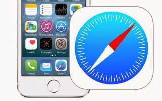Как восстановить закрытые вкладки в Safari для iOS — Общество Любителей Яблок — ОЛЯ