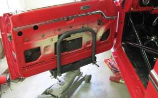 Как отремонтировать сгнившие двери и кузов автомобиля: инструменты, ход работы, фото, видео