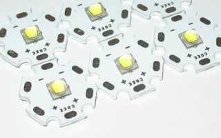 Светодиоды т6 и l2 в чем разница. Cree'ативная пара: новые светодиоды от Cree XM-L2 и MK-R