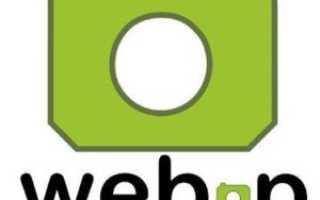 Как просматривать на компьютере изображения WebP