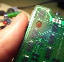 Как отремонтировать кнопки от пульта. Не работает пульт от телевизора: как своими руками сделать ремонт