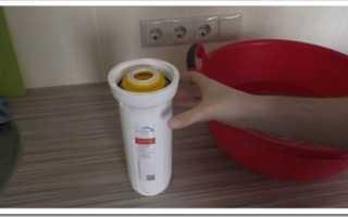 Как восстановить фильтр для смягчения воды? Восстанавливаем свойства картриджа в домашних условиях.